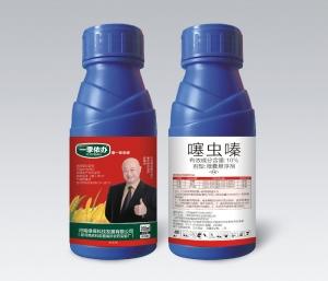 小麦拌种剂(10%噻虫嗪)